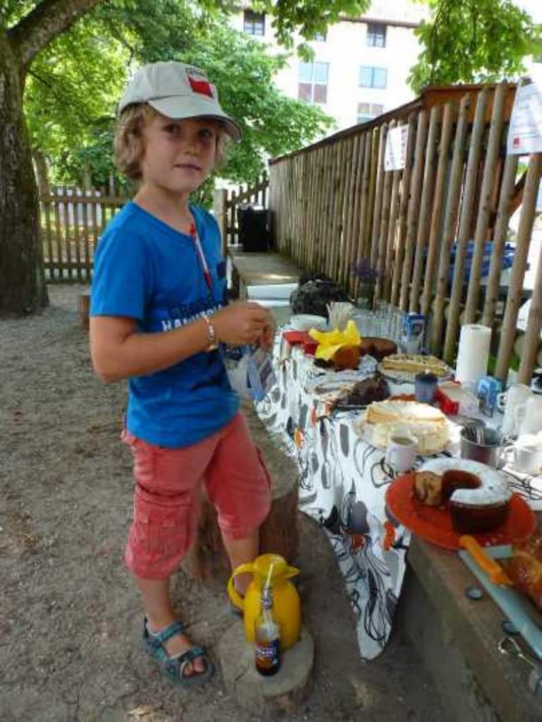 Sommerfest 2013 Kids