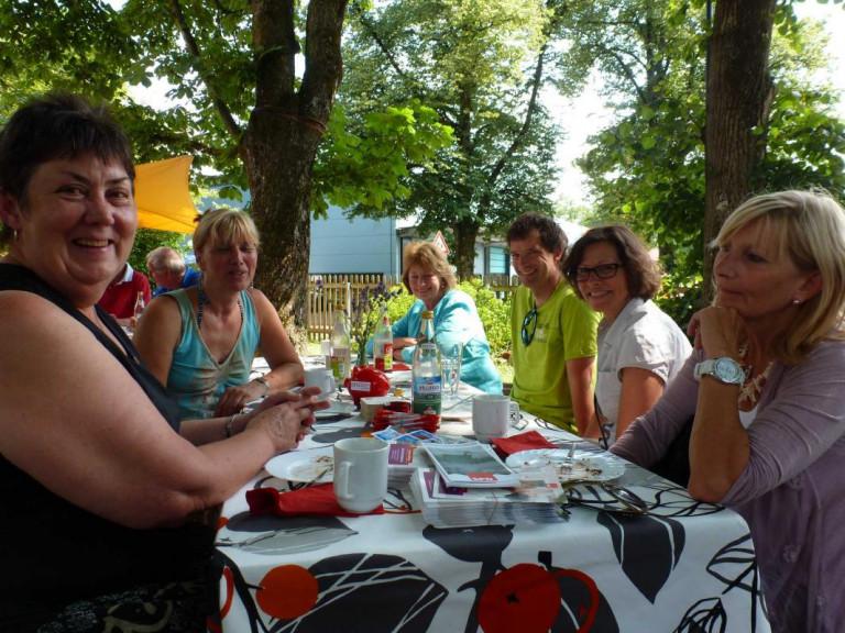 Sommerfest 2013 Dullinger Meierhofer