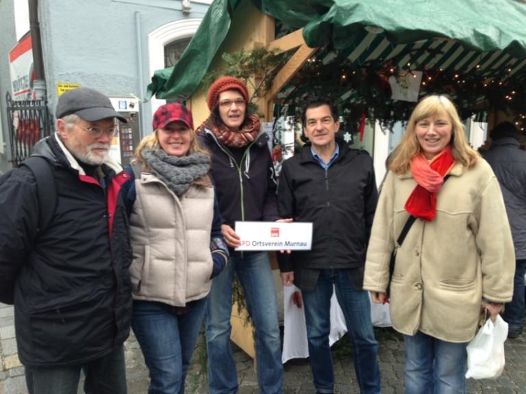 Murnauer Weihnachtsmarkt(1) 2012